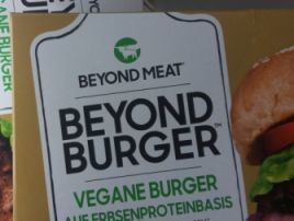 Beyond meat analist